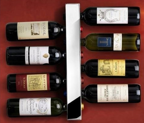Vertical Wine Holder