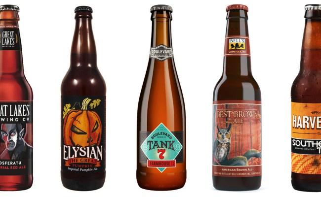The 8 Best Seasonal Fall Beers Vinepair
