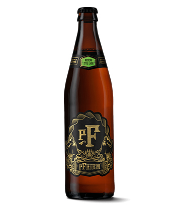 Pfriem Mexican Lager is one of the Five best Mexican-Style Lagers to Try