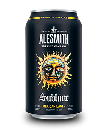 AleSmith Sublime Mexican Lager is one of the Five best Mexican-Style Lagers to Try