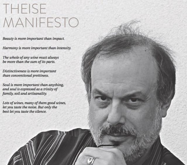TheiseManifesto