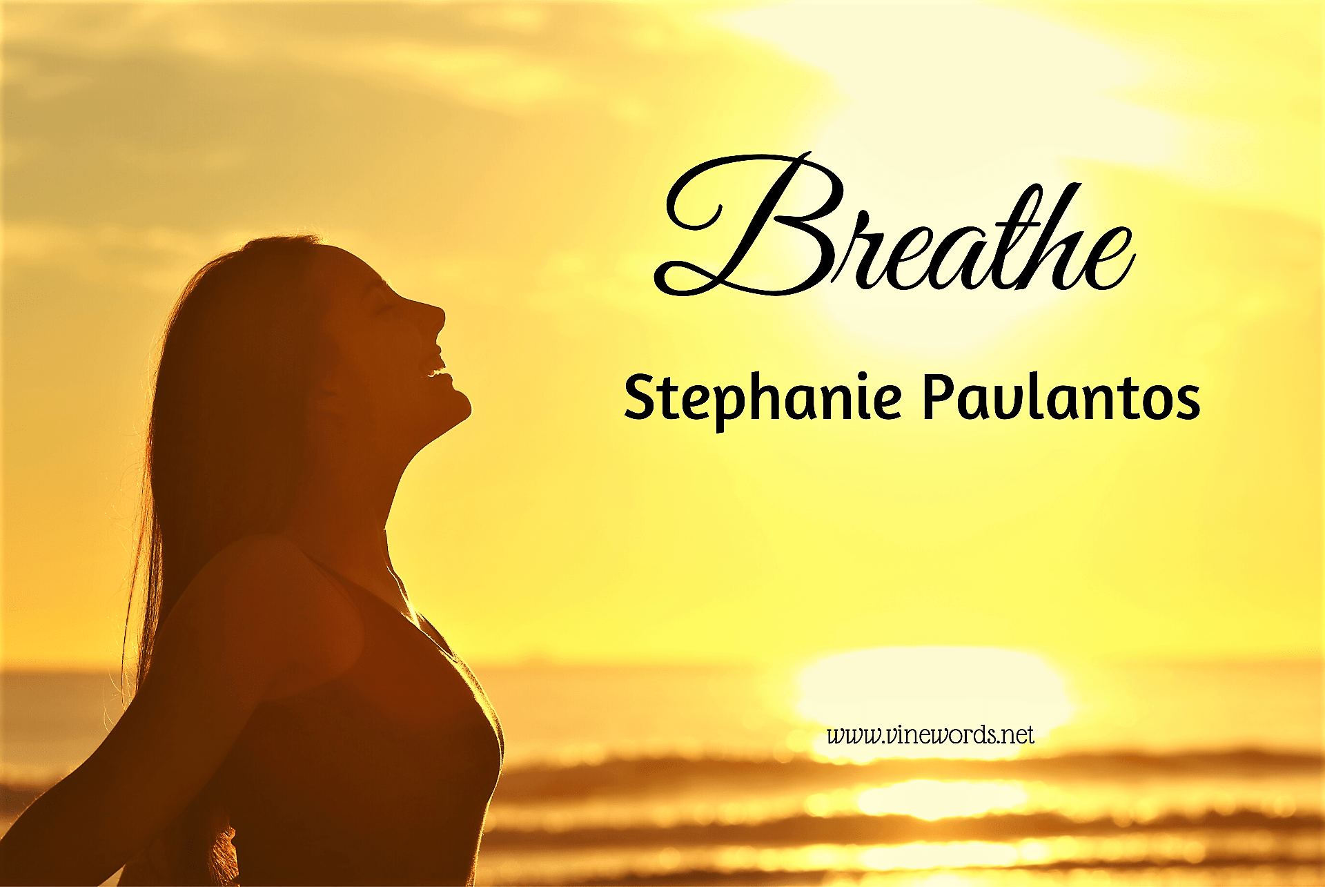 Stephanie Pavlantos: Breathe