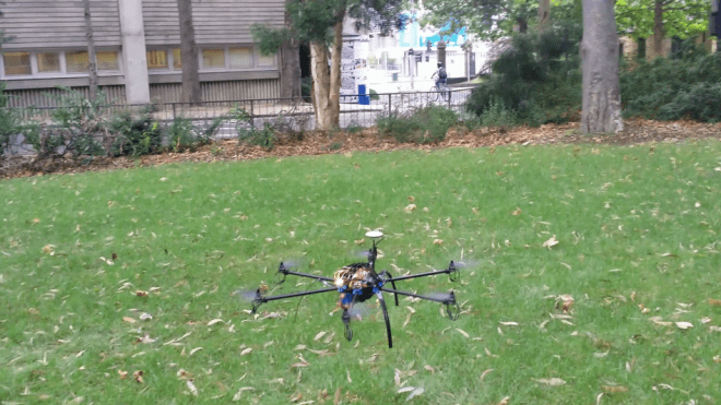 Viticopter