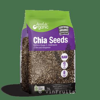 Chia Seeds Organic - Absolute Organic