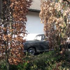 La Mercedes de Papa - Belgium, 2009