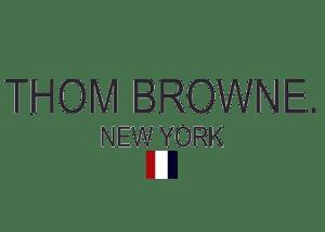 Thom Browne brillen en zonnebrillen.