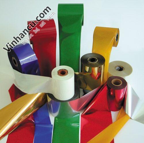 ribbon in mã vạch