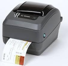 máy in mã vạch zebra gx430t 300 dpi