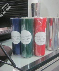 ribbon wax resin chinh hang