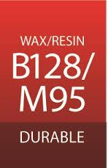 itw premium wax resin b128 110mmx300m
