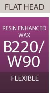 itw wax ribbon b220