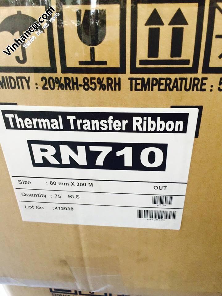 Resin ribbon General Japan phân phối Vinh An Cư tìm đại lý ở VN