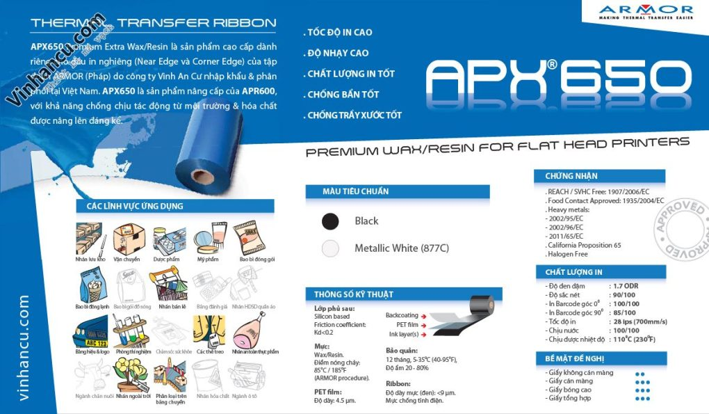 APX®650