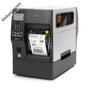 máy in mã vạch zebra zt410 - 2019