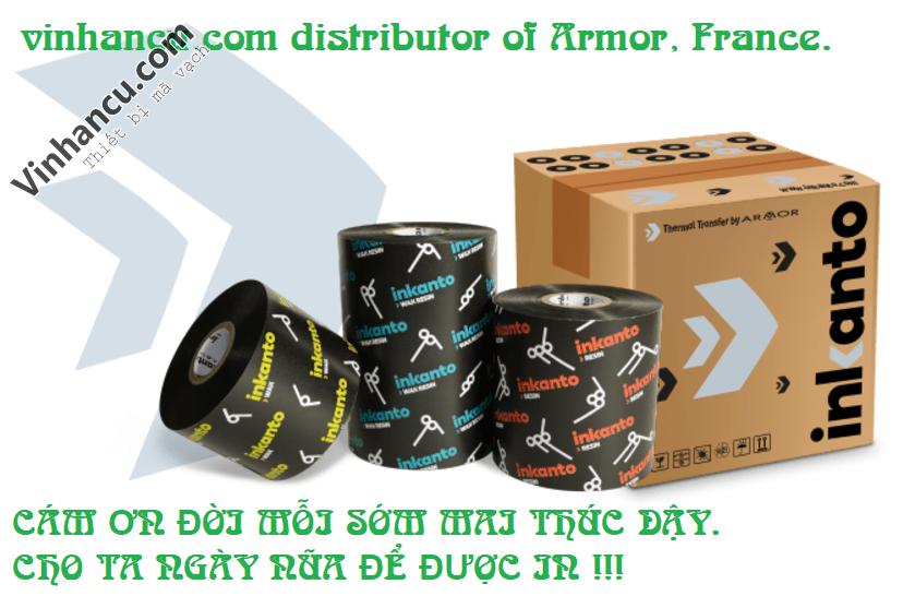 inkantoapx fh+premium wax/resin 110mmx300m giá rẻ - armor ribbon