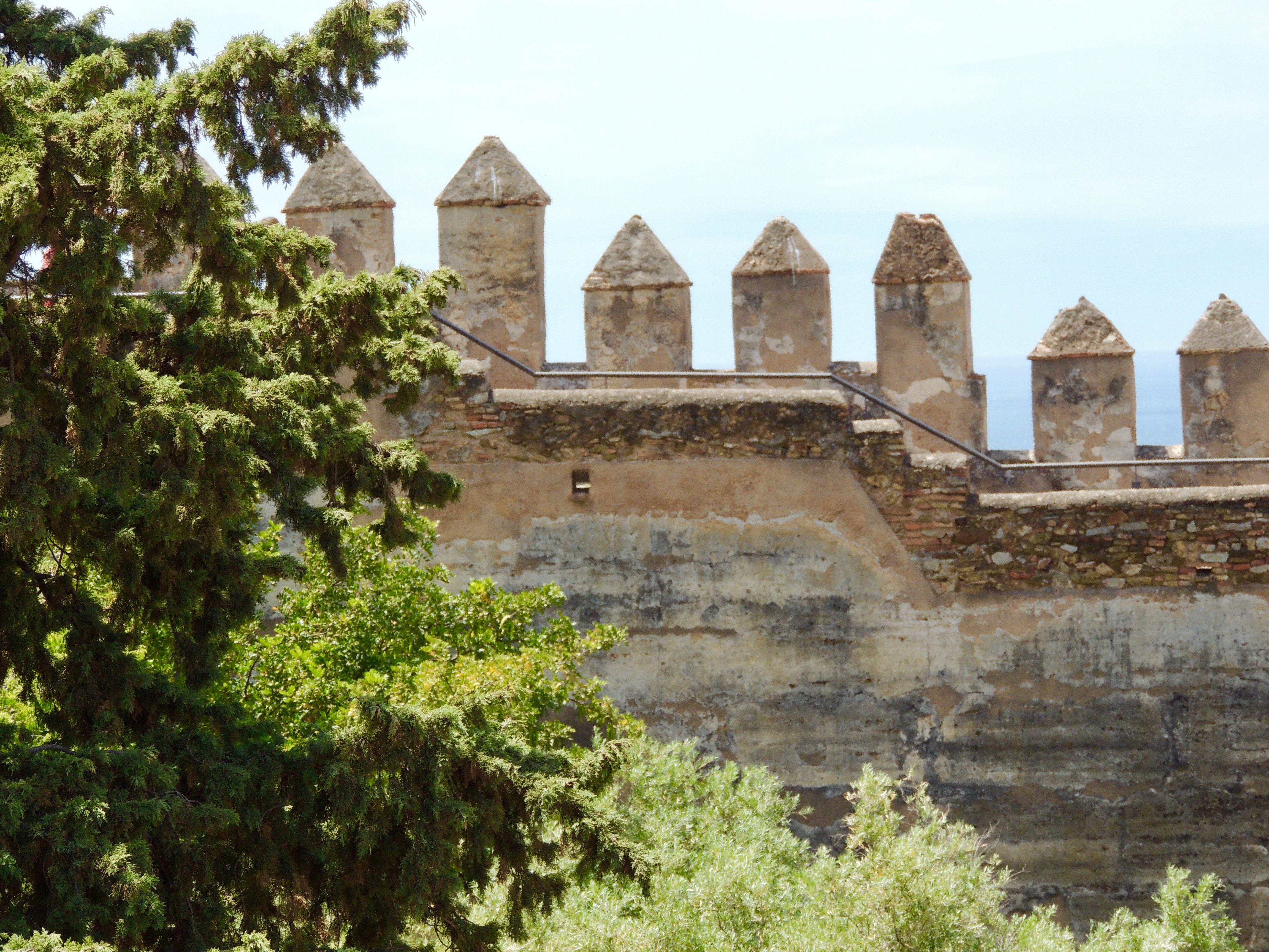 muralha Gibralfaro