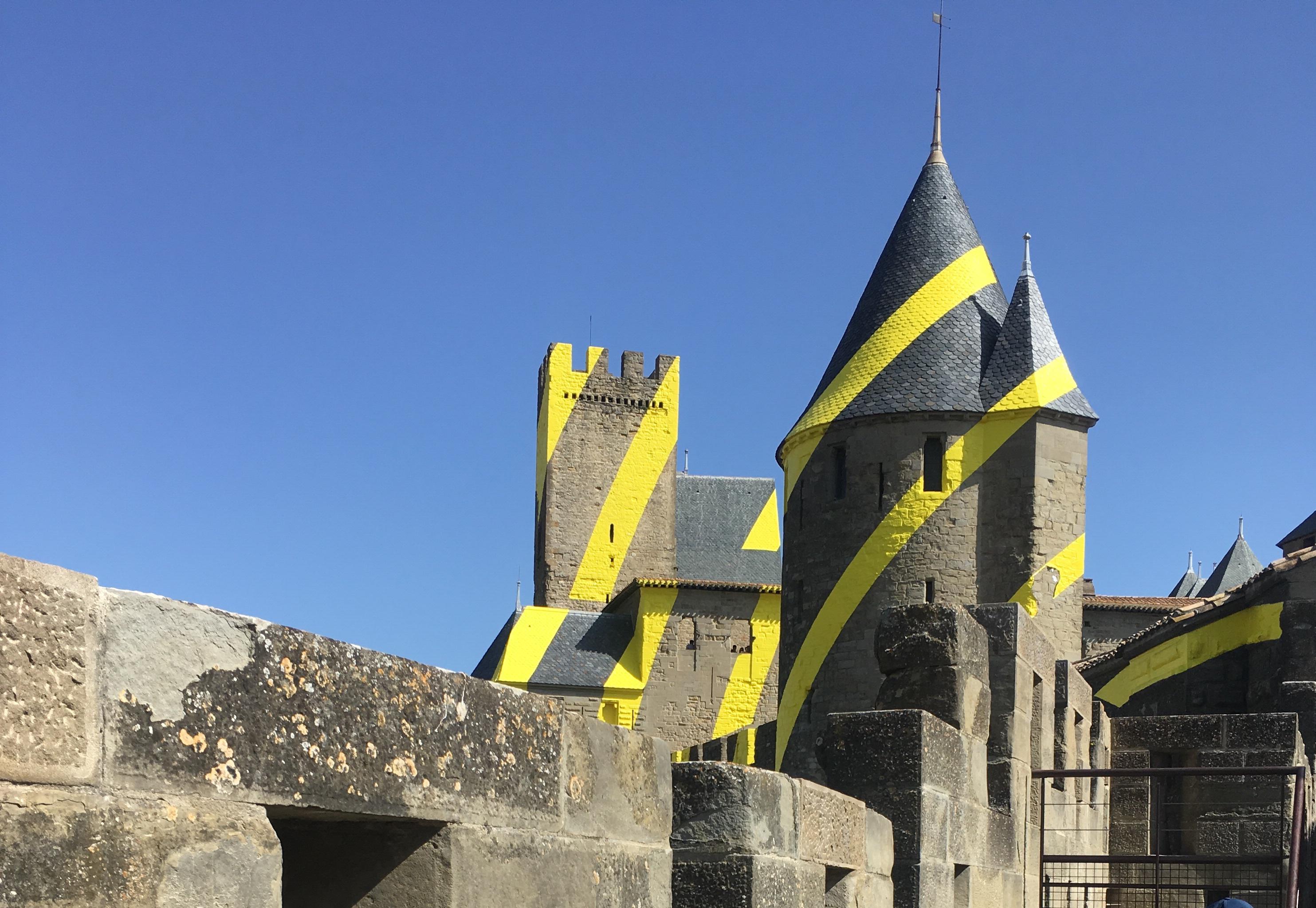 torre pintada