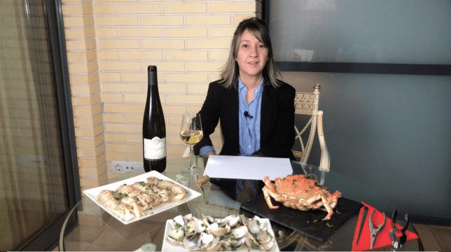 Todo vinho branco combina com peixe ? A personalidade da Albariño (Bodegas del Palacio de Fefiñanes)