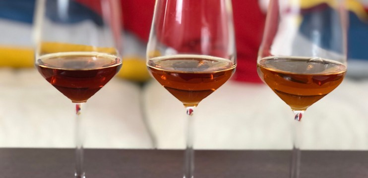 Vinhos típicos da Andalucía – Espanha