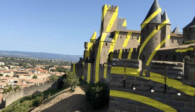 Carcassonne – Cidadela Medieval / França