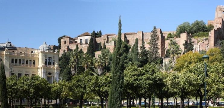 Castelo Gibralfaro e Alcazaba – Málaga