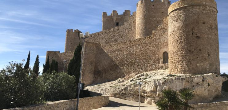 Castelo de Atalaya – Villena/Espanha