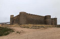 Castelo de Chinchilla Montearagón – Espanha