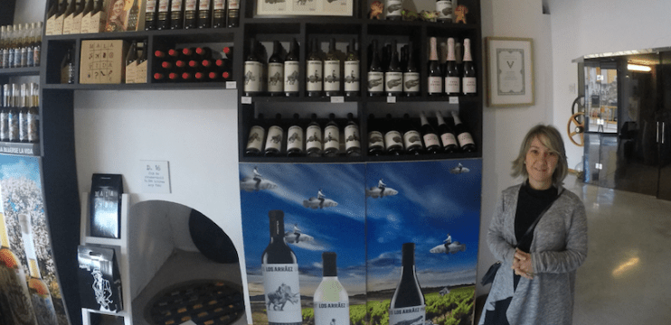 """A Bodega Arráez e seus vinhos """"CANALLAS"""" – Espanha"""