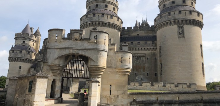 Castelo de Pierrefonds – França