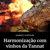 Harmonização com vinhos Tannat