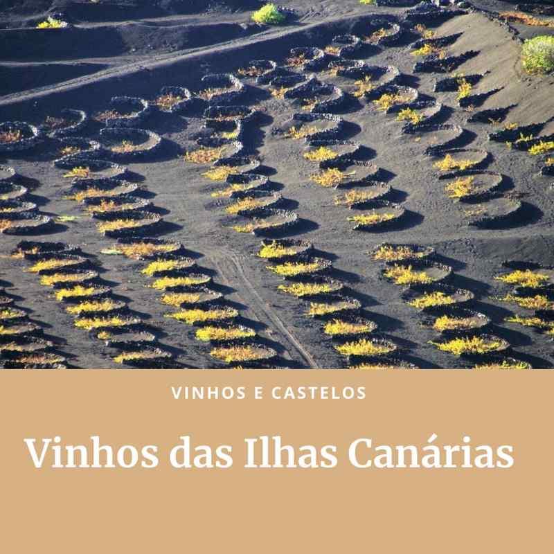 Vinhos das Ilhas Canárias – Espanha