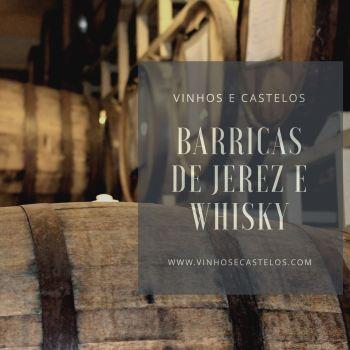 Barricas de Jerez e sua relação com o whisky – um casamento perfeito