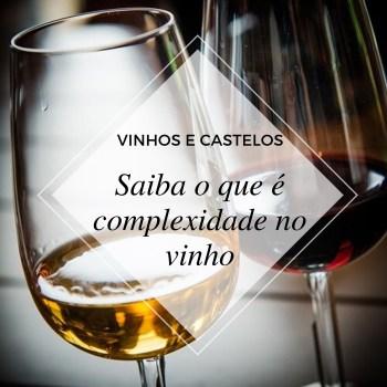 Complexidade no vinho