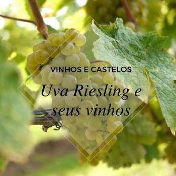 Variedade de uva Riesling e seus vinhos