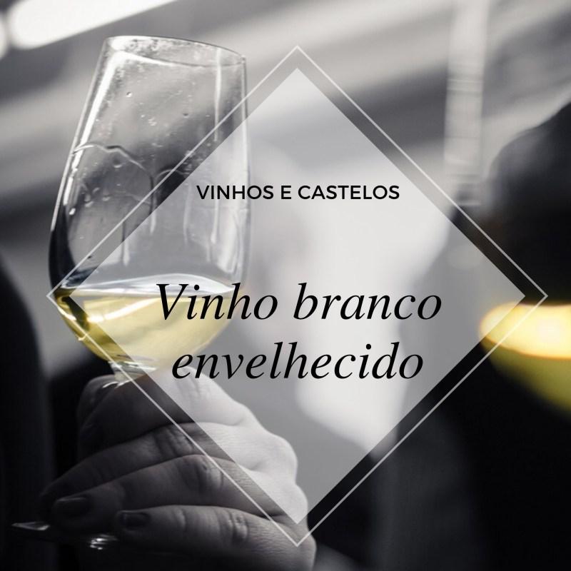 Vinho branco envelhecido