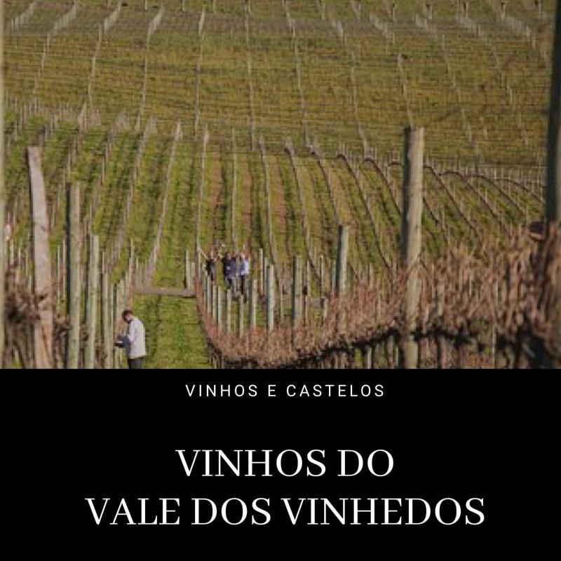 Os vinhos do Vale dos Vinhedos – Brasil