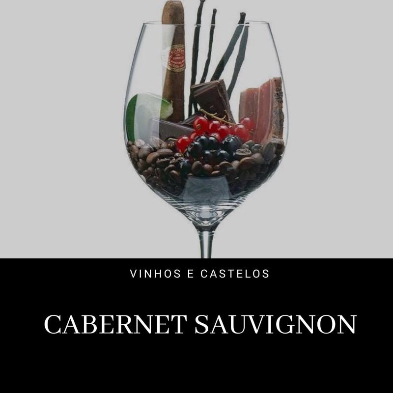 Variedade de uva: Cabernet Sauvignon