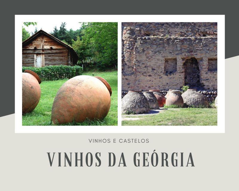 Vinhos da Geórgia