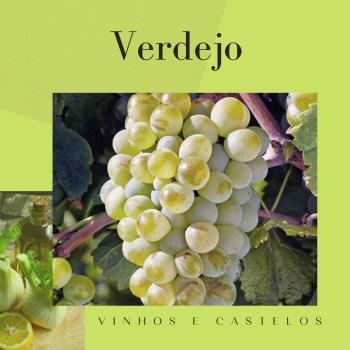 Variedade de uva: Verdejo