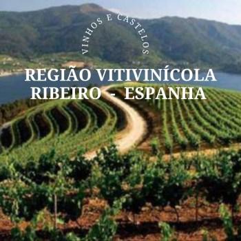 Região vitivinícola: D.O. Ribeiro – Espanha