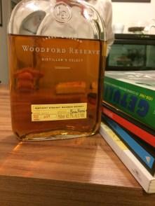 pettirosso woodford bourbon