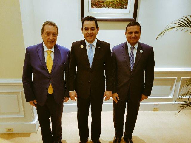 Un expresidente de Guatemala es el nuevo secretario general del Sica
