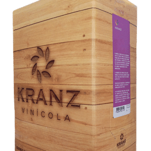 Vinho Bordô Seco Bag-in-Box 3L