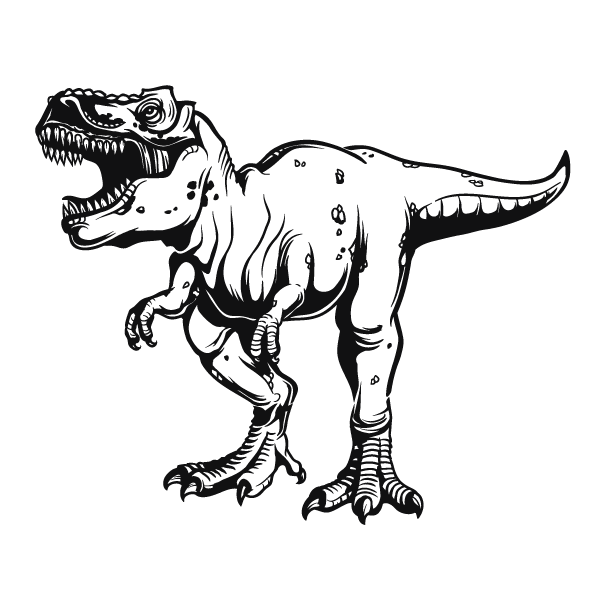 Dinosaur decals for kids beautiful wall decorations for