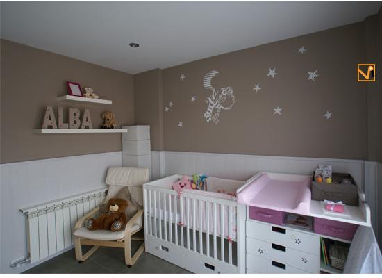 Los 10 pasos para decorar una habitacin infantil con