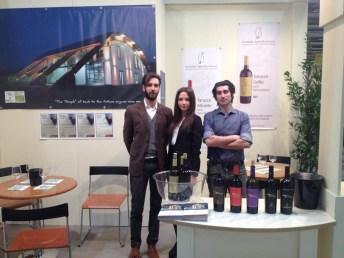 Vinintaly 2015 - Azienda Agricola Geraci