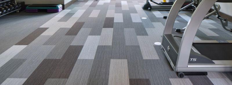 alfombra gimnasio