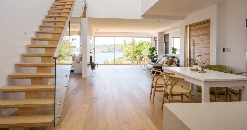 qué tipo de piso es mejor para instalarse en cada habitación