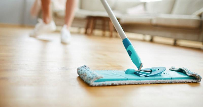 Consejos para limpiar los pisos de vinilo