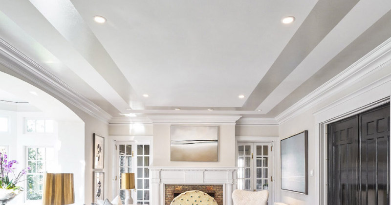 modernizar tus espacios con el cielorraso de PVC